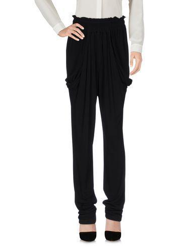 Vionnet Casual Pants In Black