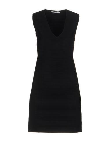 T By Alexander Wang Short Dress In Black