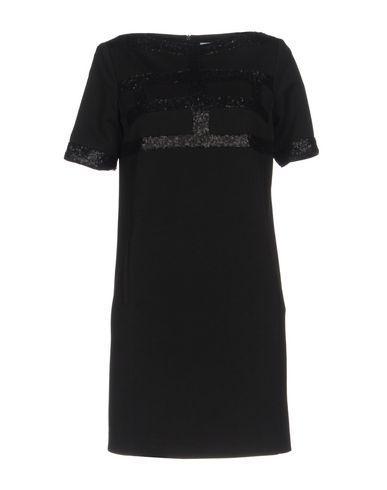 Blumarine Short Dresses In Black