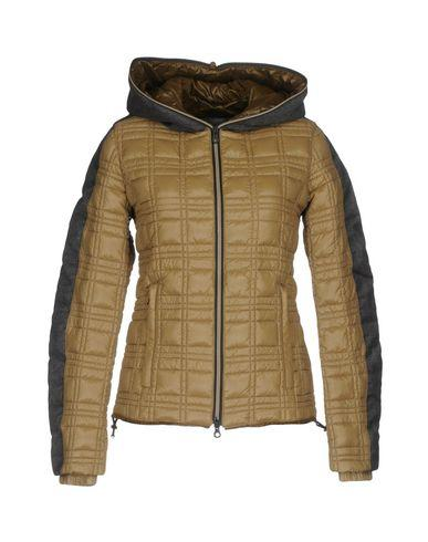 Duvetica Down Jacket In Sand