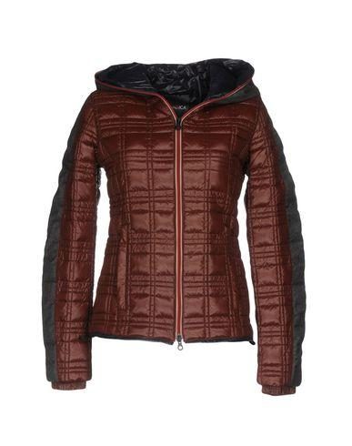 Duvetica Down Jacket In Cocoa