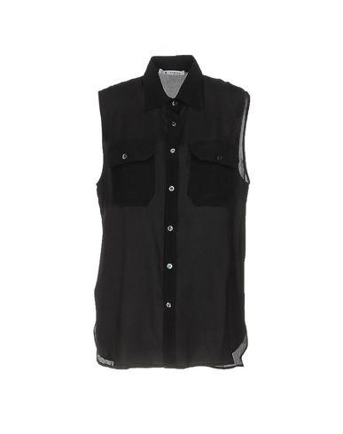 Barena Venezia Silk Shirts & Blouses In Black