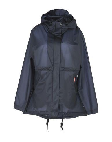 Hunter Full-Length Jacket In Dark Blue