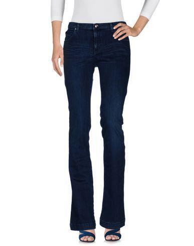Emporio Armani Jeans In Blue