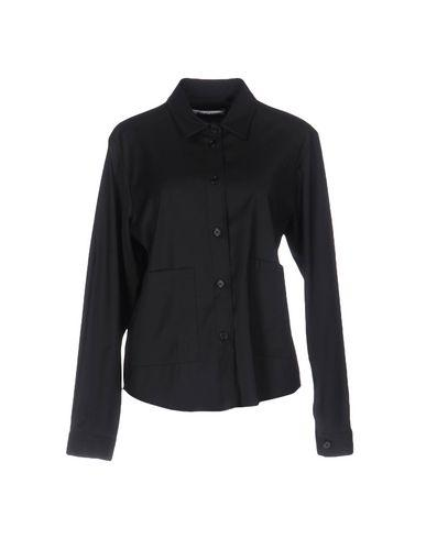 Barena Venezia Solid Color Shirts & Blouses In Black