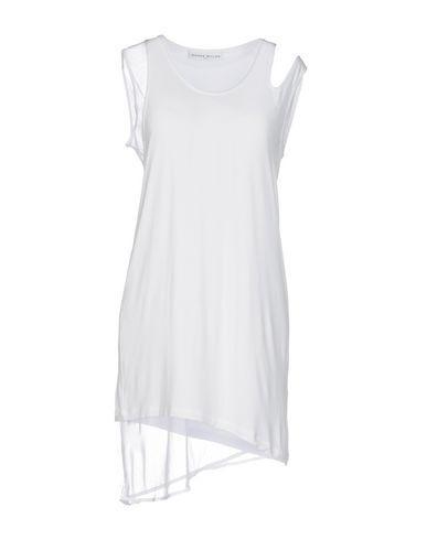 Wanda Nylon Tops In White