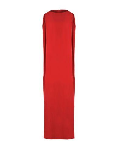 Chalayan Long Dress In Red