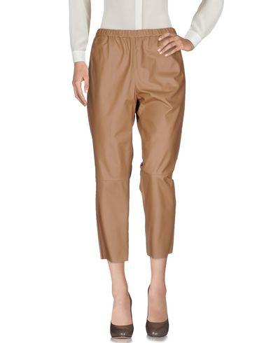 Drome Casual Pants In Camel