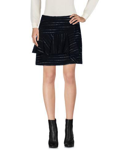 Pinko Mini Skirt In Black