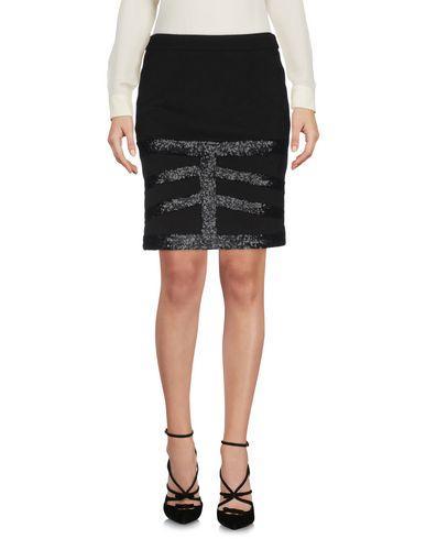 Blumarine Knee Length Skirt In Black