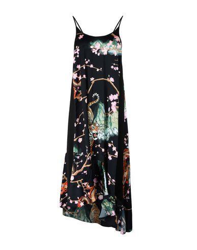 Paco Rabanne Knee-Length Dresses In Black