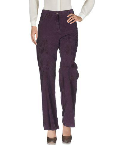 Dondup Casual Pants In Mauve