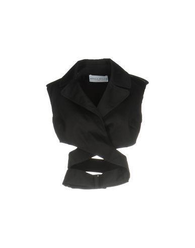 Wanda Nylon Blazers In Black