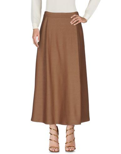 Barena Venezia Long Skirt In Brown