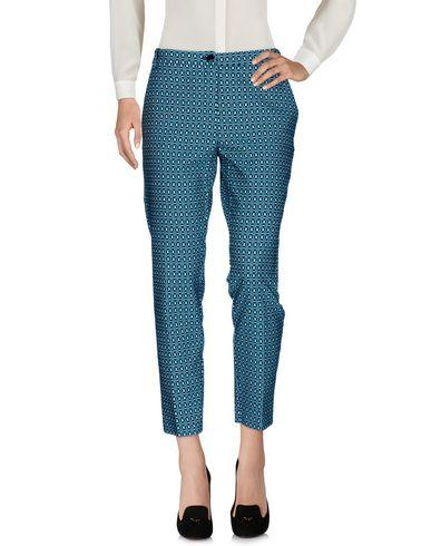 Pinko Casual Pants In Turquoise