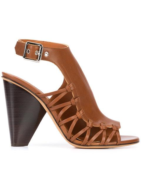 Derek Lam Nora Lace Up Sandal
