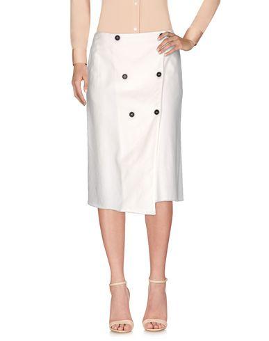 Barena Venezia Knee Length Skirt In Ivory