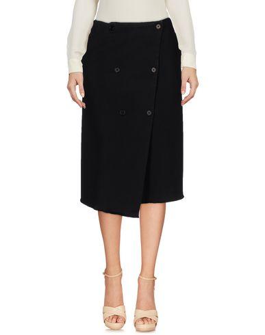 Barena Venezia Knee Length Skirt In Black