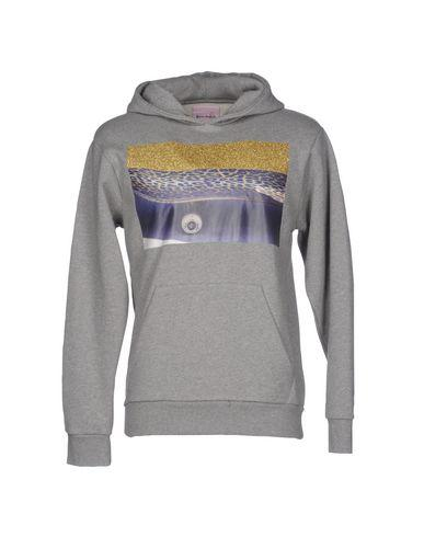 Palm Angels Sweatshirts In Grey