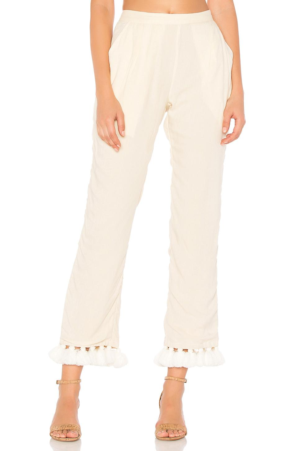 All Things Mochi The Dayu Pant In Beige