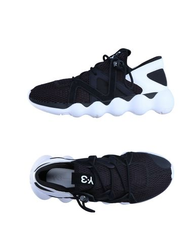 Y-3 Sneakers In Black