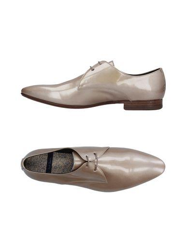 Ps By Paul Smith Laced Shoes In Beige