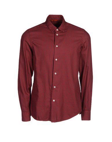 Barena Venezia Checked Shirt In Red