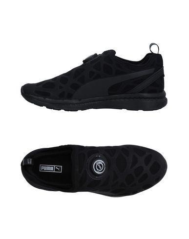 Puma Sneakers In Black