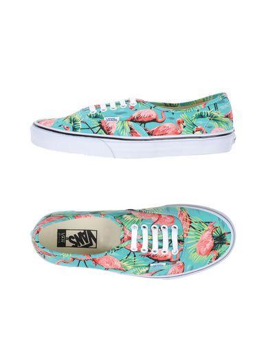 Vans Sneakers In Turquoise