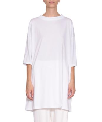 Amen Embroidered Cotton Jersey T-Shirt In Nero