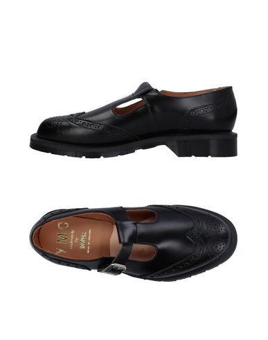 Ymc You Must Create Loafers In Black