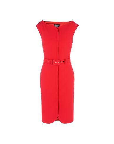 Boutique Moschino Short Dress In Red