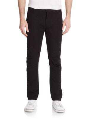 J Brand Stein Skinny Pants In Black