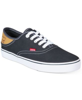 Levi's Men's Stan Buck Ii Sneakers Men's Shoes In Navy