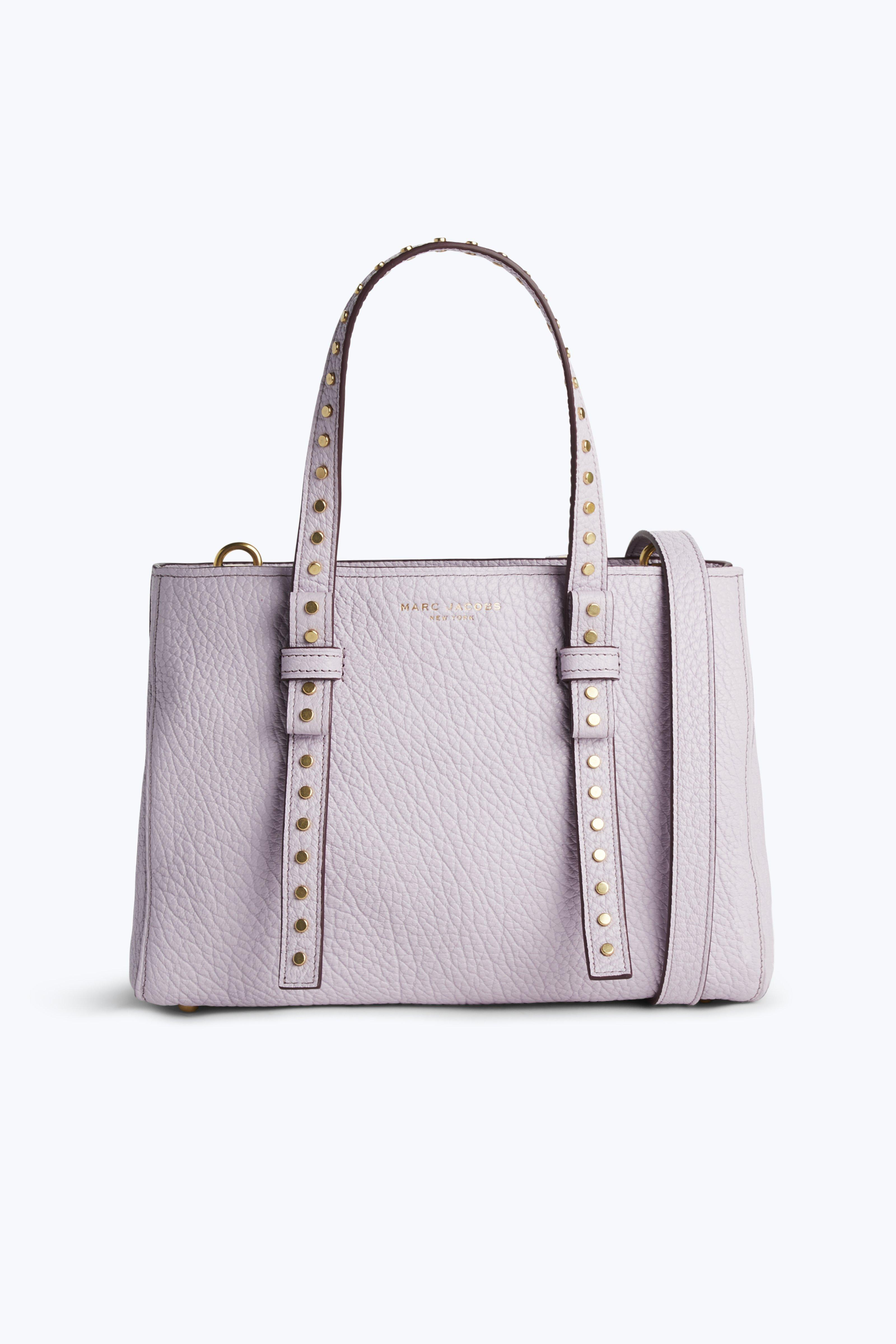 Marc Jacobs Mini T In Pale Lilac