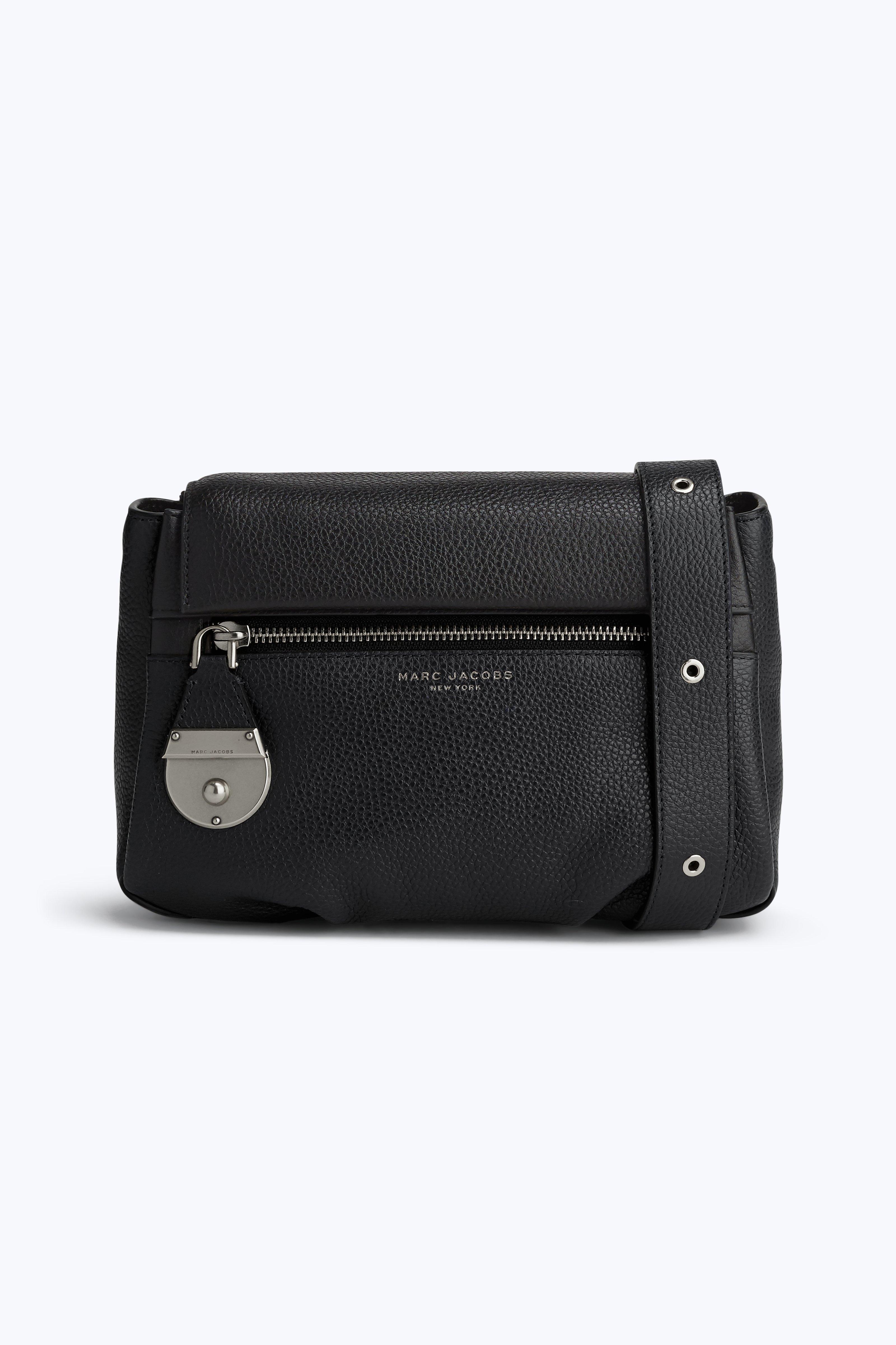 Marc Jacobs Mini The Standard Shoulder Bag In Black