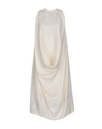 Rick Owens Formal Dress In Ivory