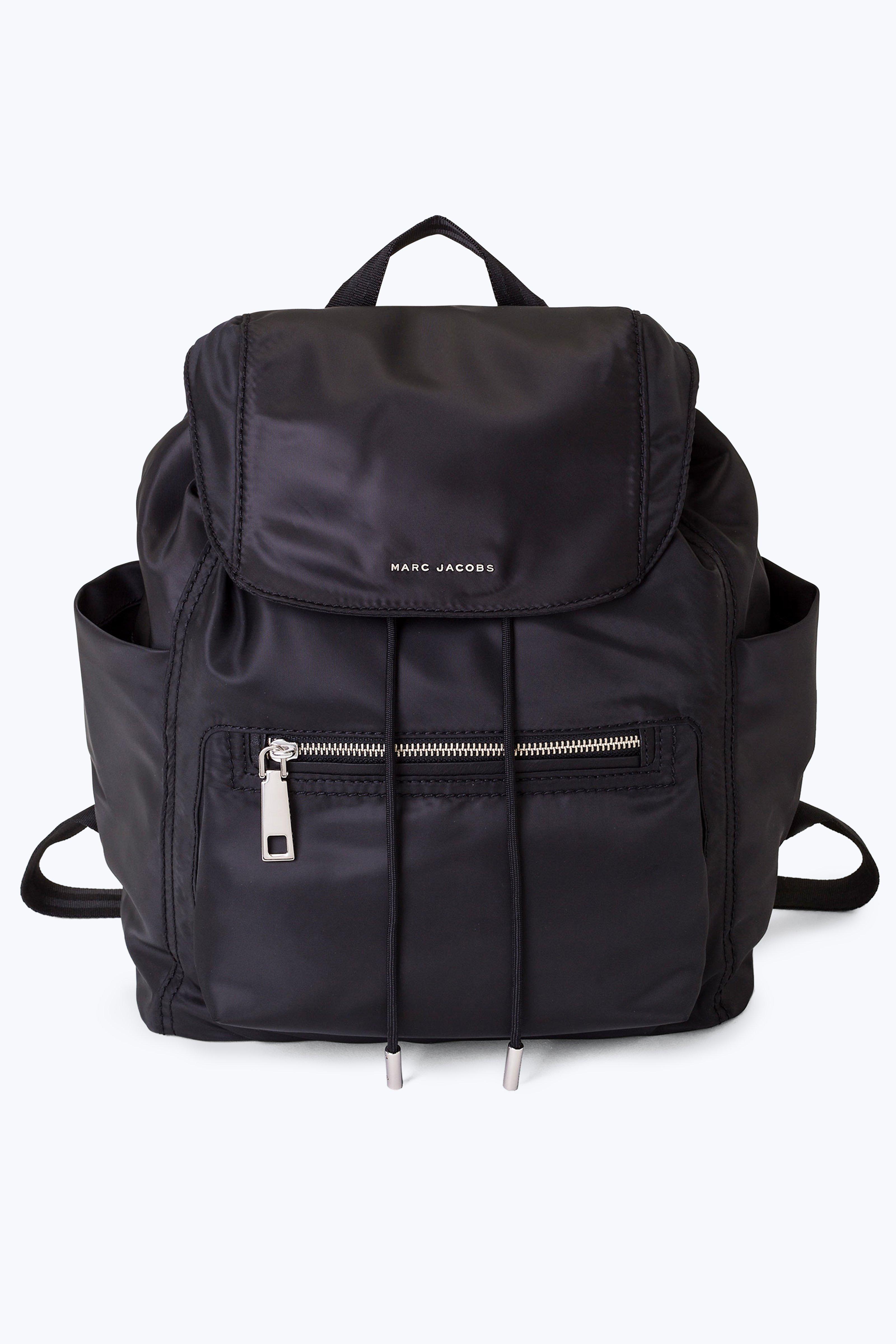 Marc Jacobs Easy Backpack In Black