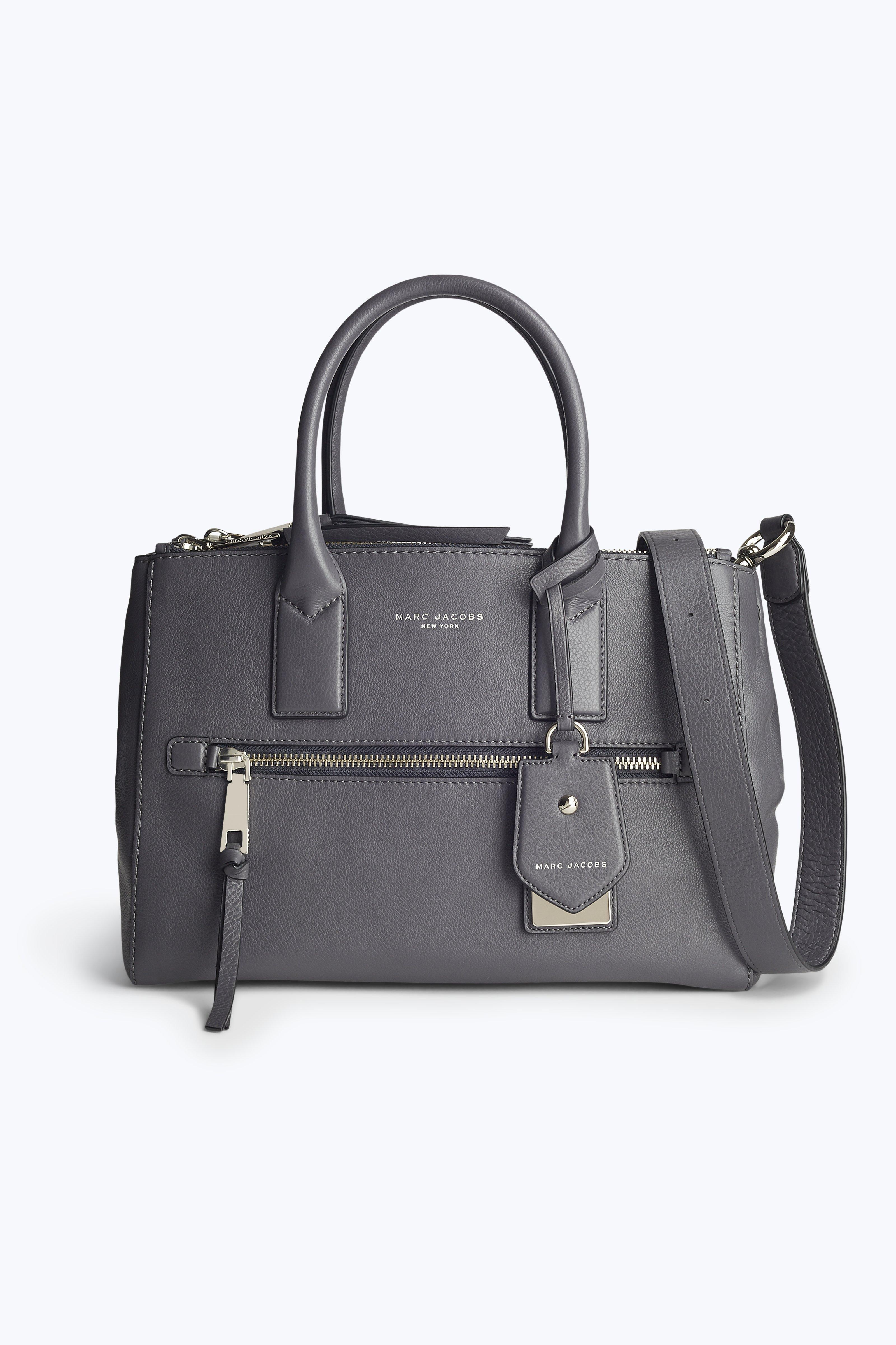 Marc Jacobs Recruit East-West Tote In Black