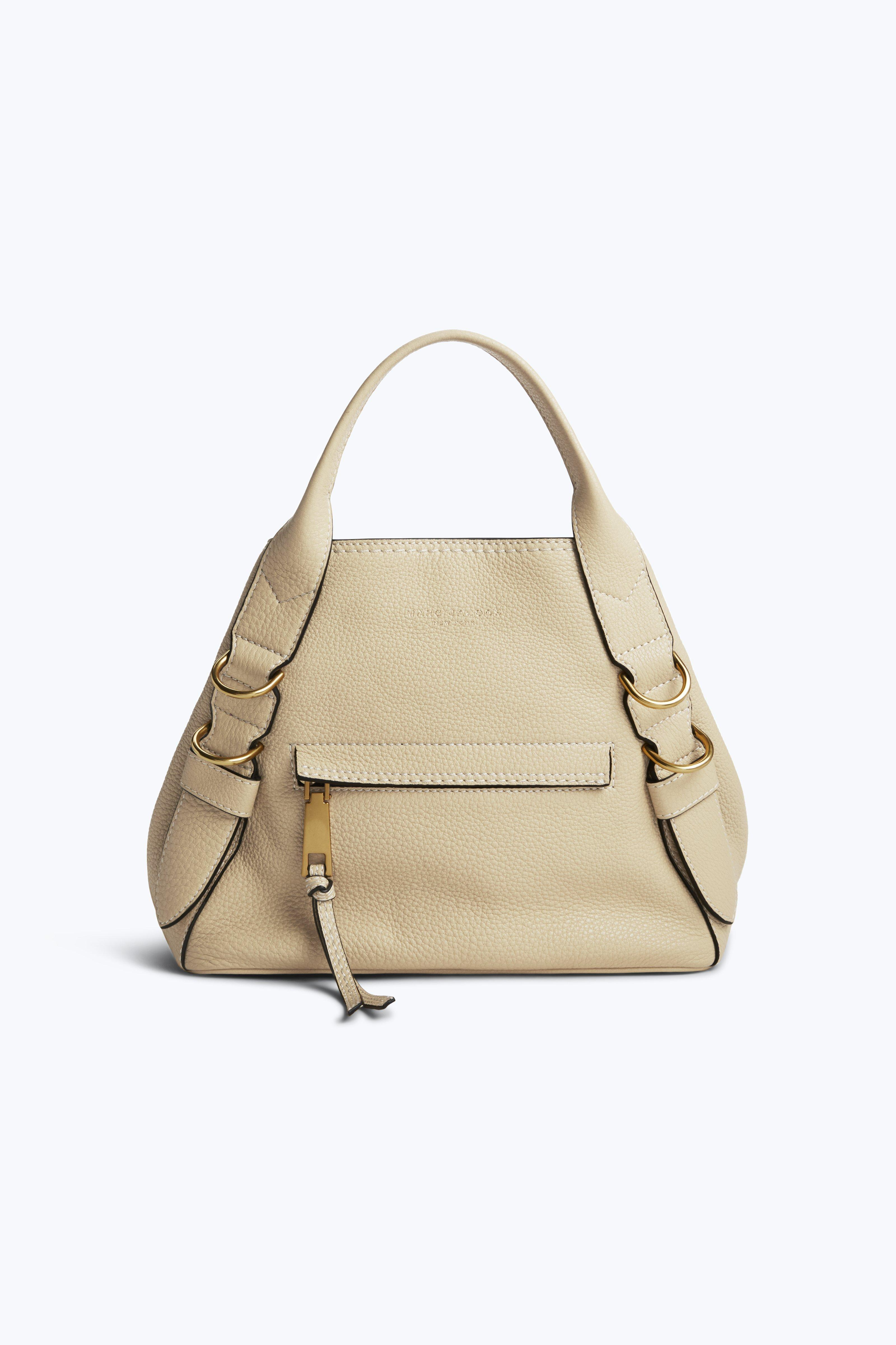 Marc Jacobs The Mini Anchor In Buff