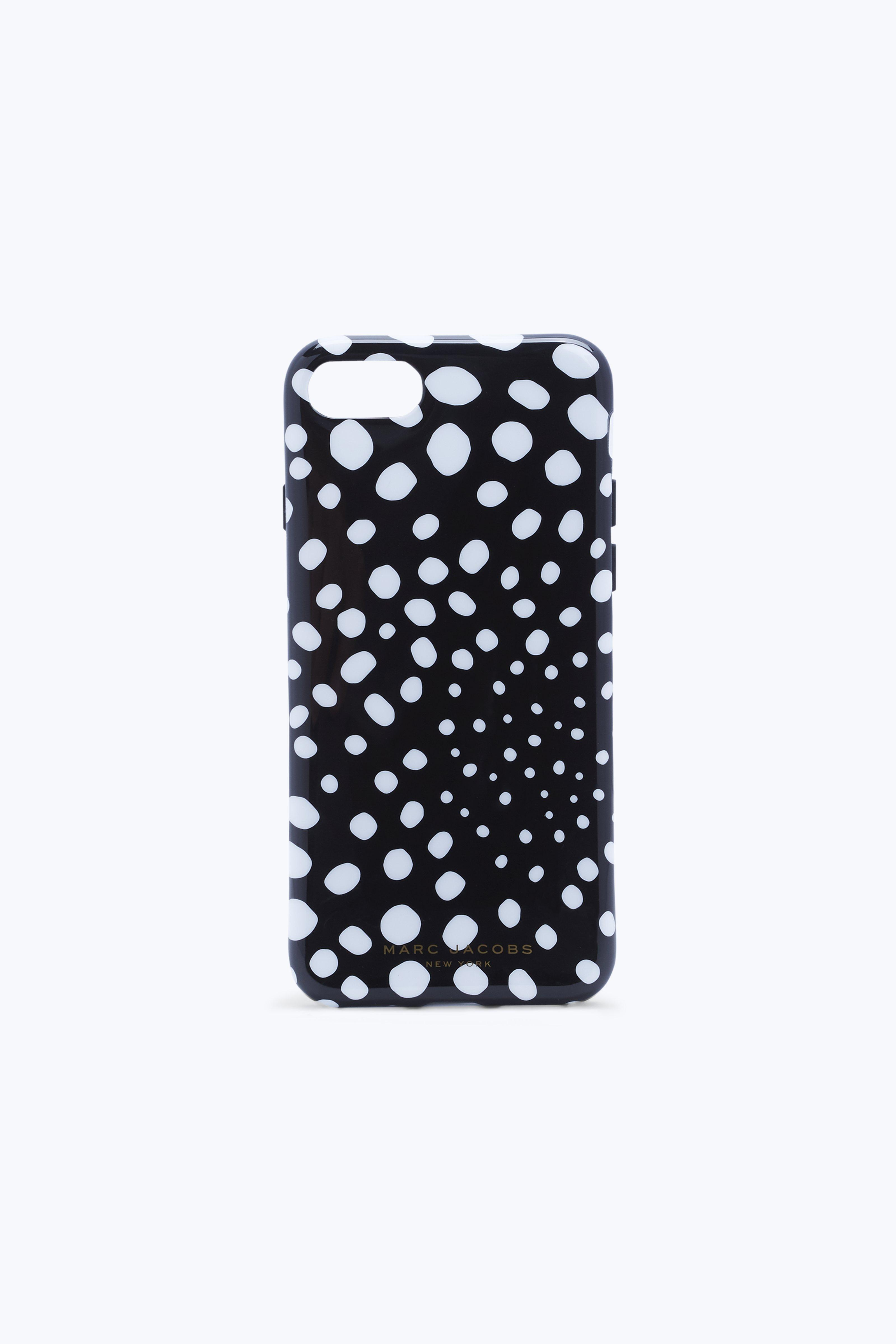 Marc Jacobs Wave Spot Iphone 6 / 6S / 7 Case In Black Multi