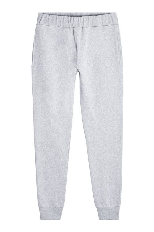 Mcq By Alexander Mcqueen Cotton Sweatpants In Grey