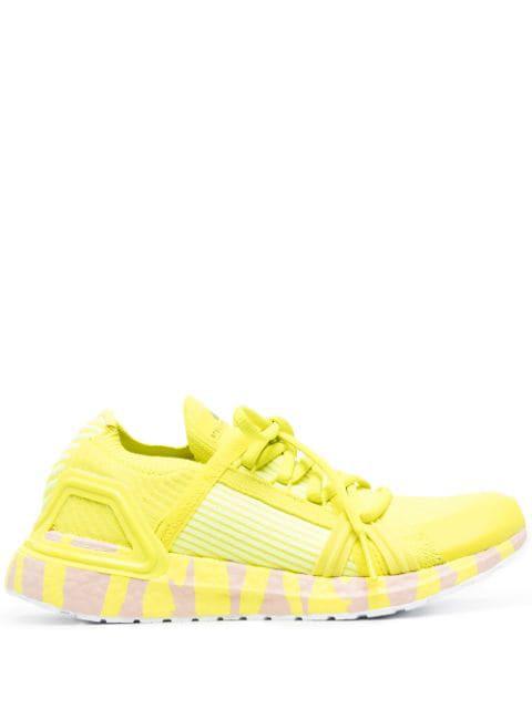 Adidas By Stella Mccartney Women's Ultraboost 20 S Sneakers In Yellow
