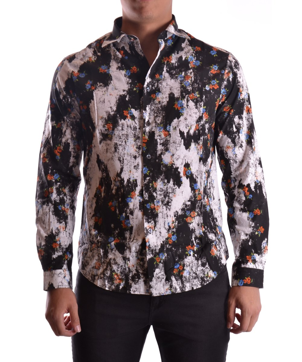 Mcq By Alexander Mcqueen Mcq Alexander Mcqueen Men's  Multicolor Cotton Shirt In Multiple Colors