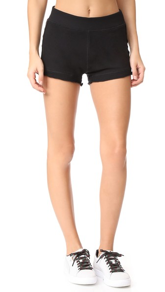 Free People Movement Whitewater Shorts In Black