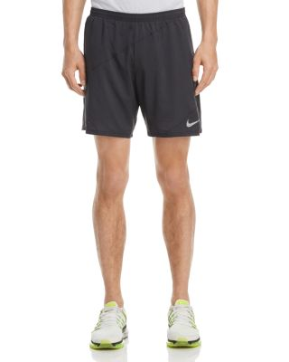 Nike 2 In 1 Flex Shorts In Black