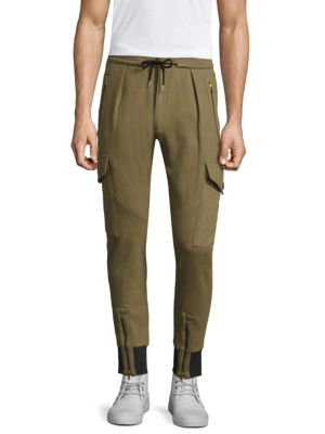 Paul Smith Combat Trousers In Black