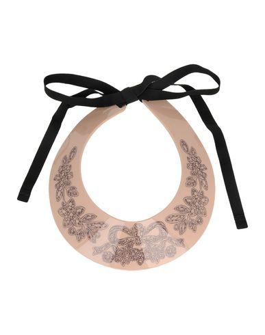 Red Valentino Necklace In Light Brown