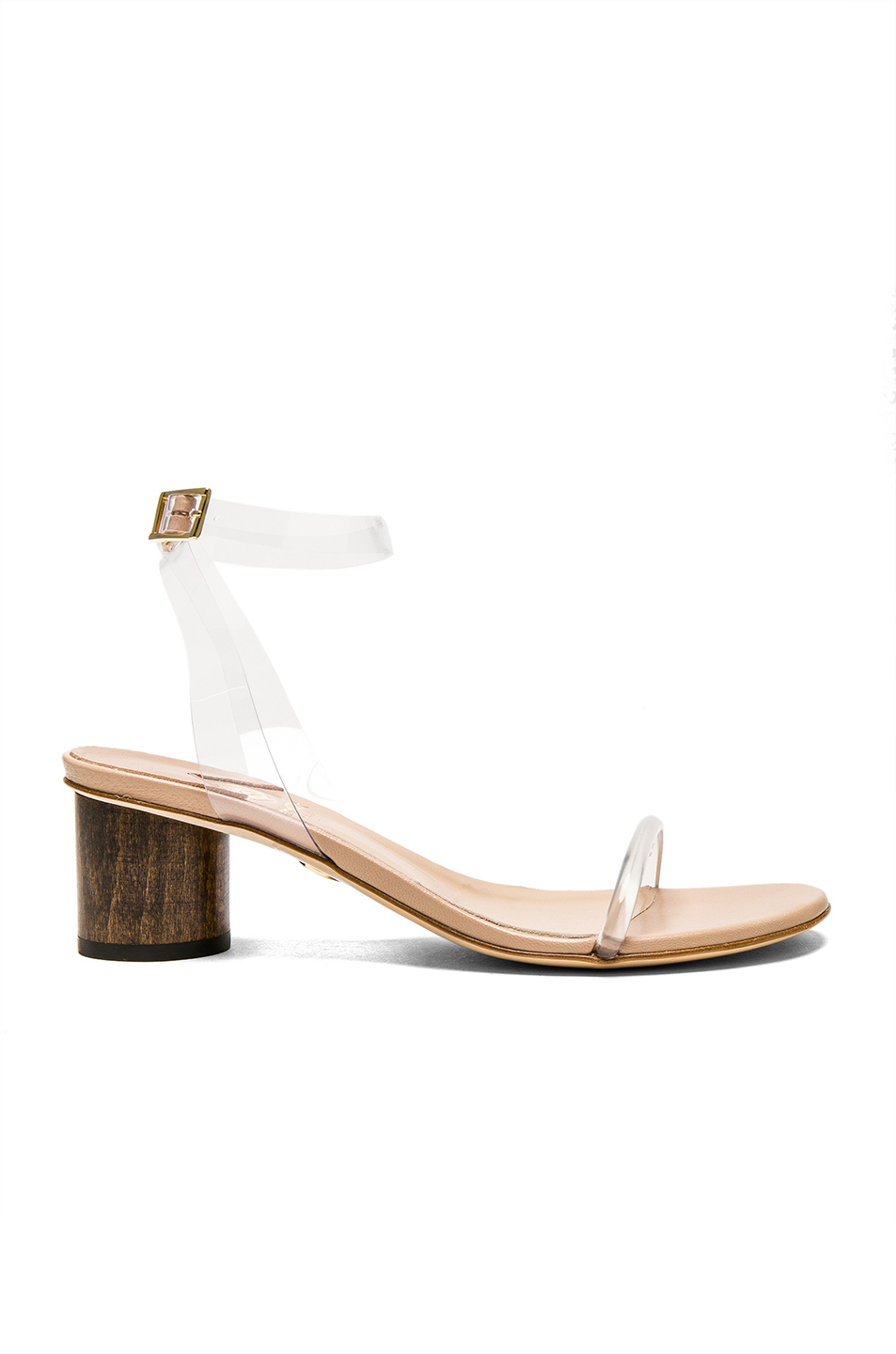 Brother Vellies Pvc Dhara Sandals In Nude