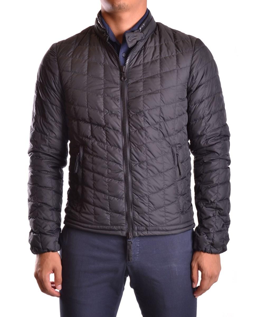 Duvetica Men's  Black Polyamide Outerwear Jacket